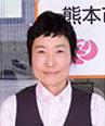 管理者・社会福祉士 加世田 まゆさん