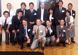 熊本県作業療法士会のメンバー