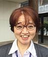 地域連携課 看護師 西克美さん