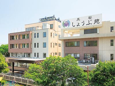 熊本市街地からほど近く利便性に富みながら、豊かな自然にも恵まれています