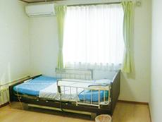 清潔感あふれるすっきりとした居室