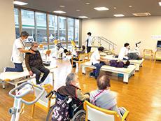 「熊本田崎クリニック」が併設で安心