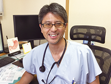 前田胃腸科内科クリニック<br />前田祐成 院長