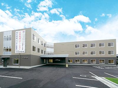 「ハイコムライフ武蔵ヶ丘Ⅱ」は72床の大型ホーム