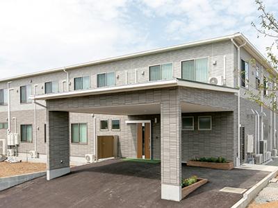 モダンな建物で耐震等級3相当の安心の暮らし