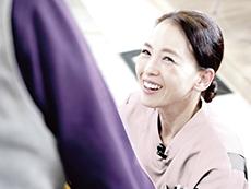 看護師や理学療法士など医療系有資格者が症状に合わせて対応