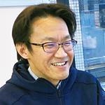 代表取締役 郷司晴彦さん